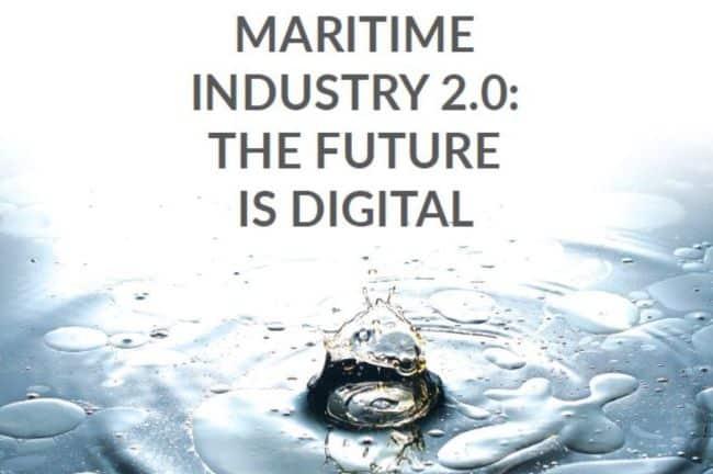 Maritime industry digital future