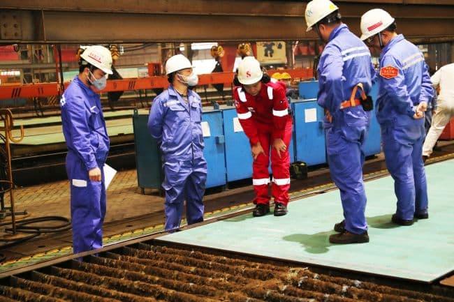 Proman Stena Bulk Starts Steel Cutting For New Methanol-Fuelled Tanker Stena Pro Patria