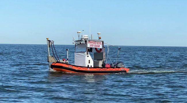 Sea Machines-enabled autonomous vessel Sigsbee conducts survey missions seven days per week, effectively doubling the conventional productivity