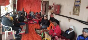Seafarers In Kuwait on hunger strike