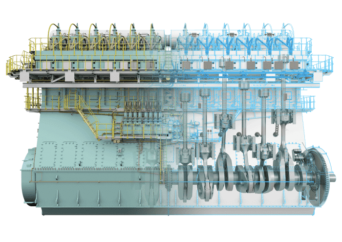 WinGD 12X92DF now holds the GUINNESS WORLD RECORDS® for Most powerful marine internal combustion engine (otto cycle) commercially available