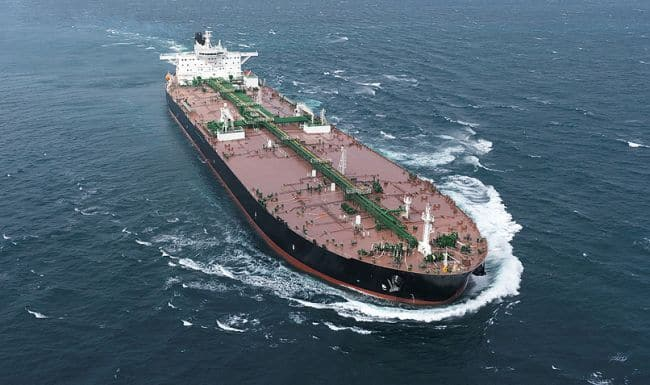Ultra-large Crude Oil Carriers Applied With Solid Oxide Fuel Cells