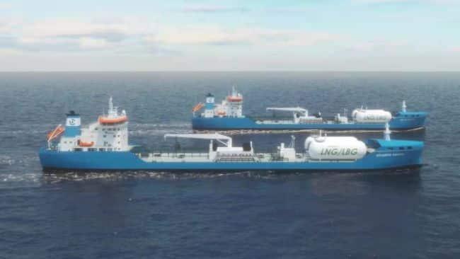 Wuhu Shipyard Wins Series Of Orders For Asphalt-Product Oil Tankers -