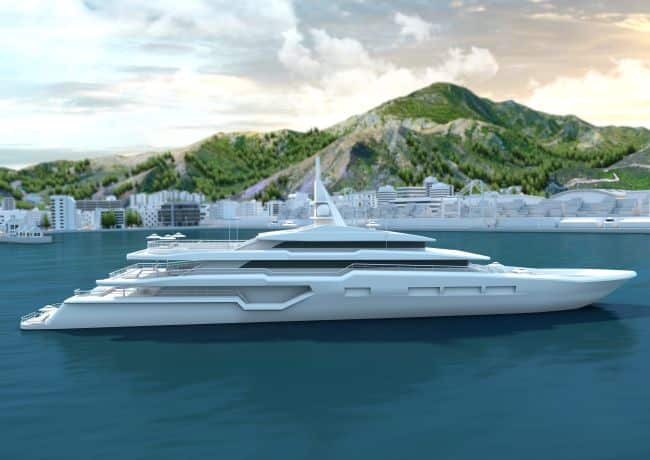abb azipod propulsion for eco-friendly superyacht