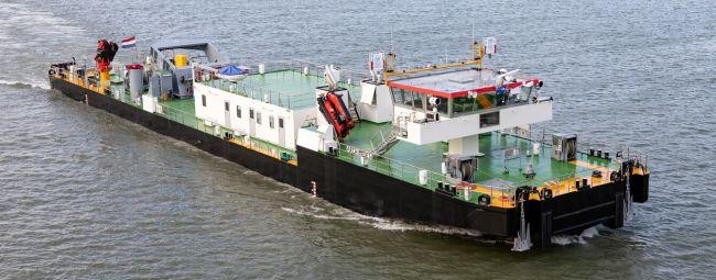 hero diving bell ship