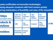 """Leading Classification Society ClassNK is launching a new service titled """"Innovation Endorsement"""" for certifying innovative technology"""