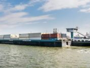 port of antwerp 3d SONAR sensor unmanned navigation
