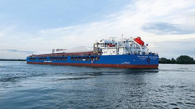 9 russian cargo vessels