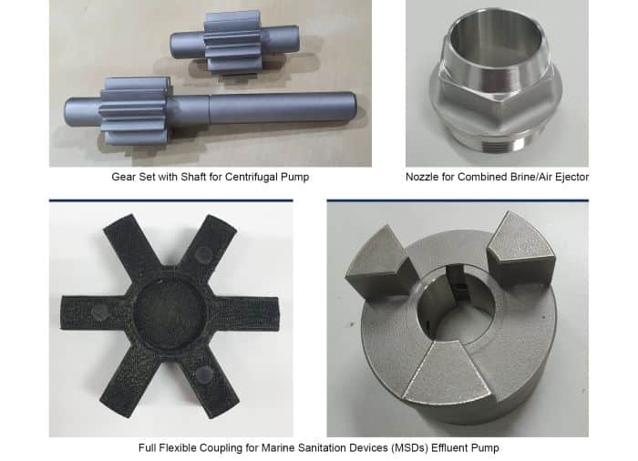 Addit Manufacturing Parts Image