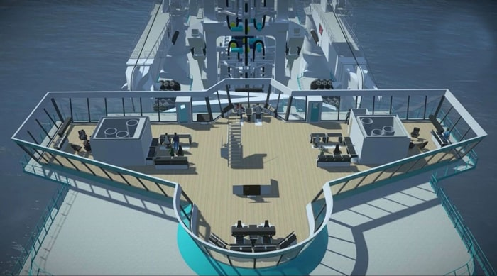 Kongsberg Maritime's Fully Integrated System is central to Triumph Subsea Services' new Field Development Vessel