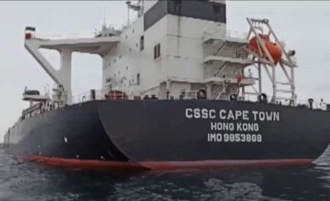 CSSC-Cape-Town---Gibraltar-Explosion-Ship-Repaired-But-Crew-Still-Critical