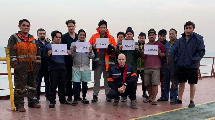 Companies Can Step Up To Save Seafarers Stranded Off China
