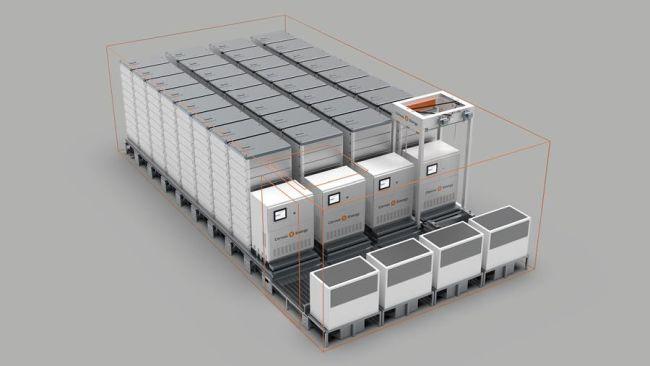Corvus Energy's Blue Whale energy storage system uses unique stacking blocks - Corvus Energy