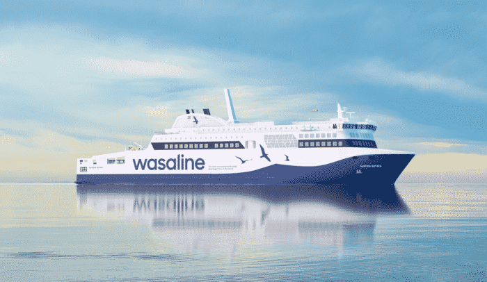 Gasum to supply LNG to Wasaline and to Wärtsilä's new technology hub