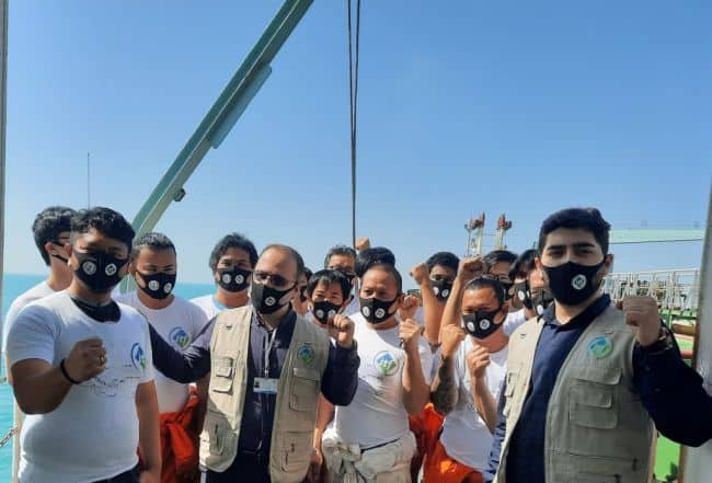 ITF Family Secures Tanker Crew Release In Iran