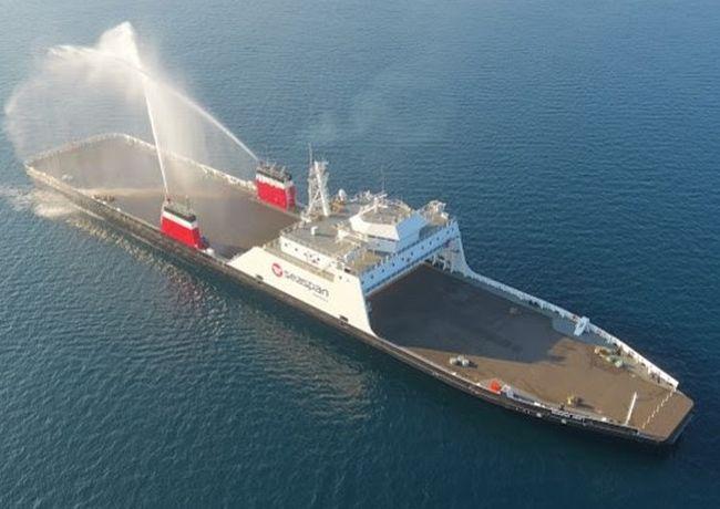 Image courtesy of Seaspan Ferries Corporation