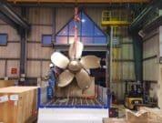 New Generation 3D Printed Propeller Certified By Bureau Veritas - Naval Grop