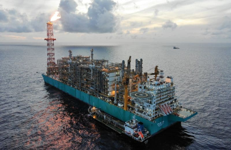 PETRONAS Floating LNG DUA Marks Its Commissioning With The Production Of First LNG
