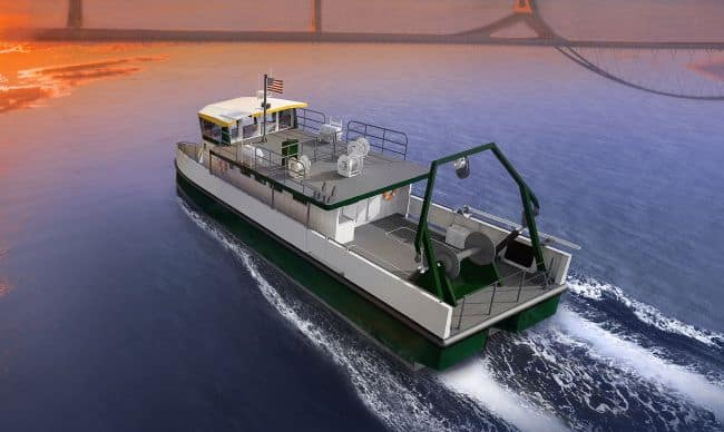 PPS_UVM - BAE Systems To Power UVM Vessel With Emission-Reducing Electric Propulsion System