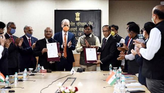 Royal IHC Holland Inks MoUs With Cochin Shipyard And DSI To Build World-Class Dredgers