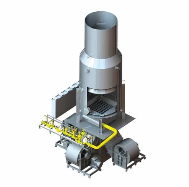 SAACKE's new GCU (Gas Combustion Unit) evo