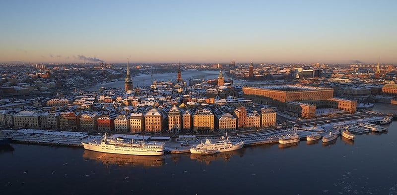 Stockholm Recognised As One Of The World's Most Attractive Cruise Cities