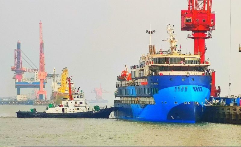 SunStone Ships Succesfully Complete Sea Trials Of Infinity-Class Expedition Vessels