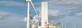 Vessel Will Support U.S. Windfarm Development