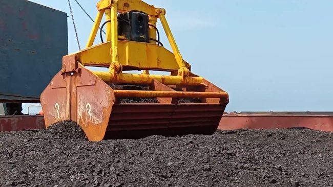 coal carrier representation