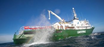 greenpeace get ocean protection done