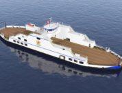 new Kootenay Lake ferry will operate with Wärtsilä's hybrid propulsion to minimise its environmental impact