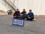 seafarers on hunger strike palmali