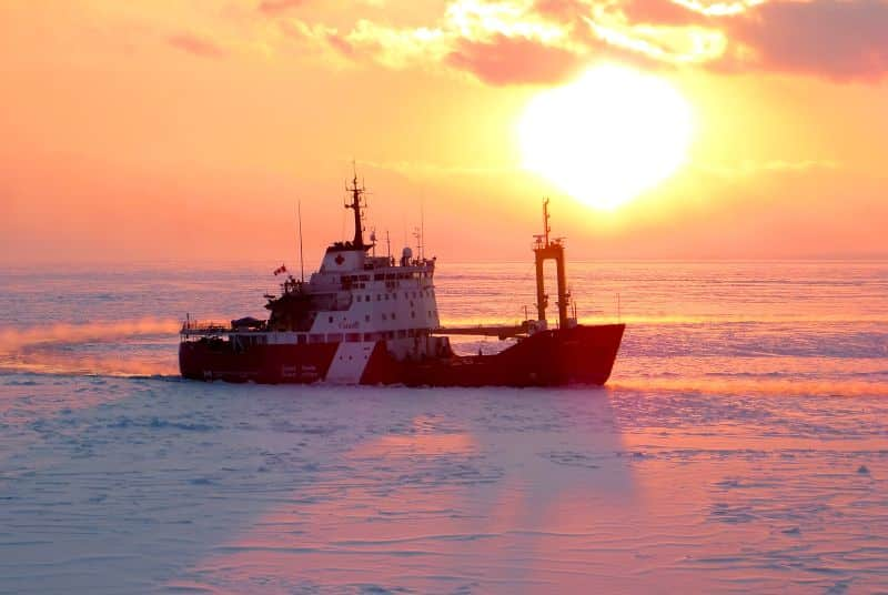 ABB To Provide Comprehensive Vessel Services To Canadian Coast Guard Fleet