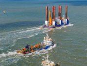 ABB Turbocharging will provide maintenance support and optimisation across Van Oord's dredger fleet - half