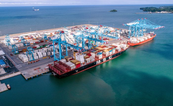 APM Terminals Moín Looks Into The Future With Digital Platforms To Increase Efficiency-msc-sara-elena