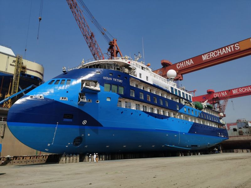 Albatros Expeditions Vessel To Deliver The Lowest GHG Emissions Per Passenger In Industry - Ocean Victory