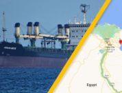Court keeps captain captive in Suez Canal hotel