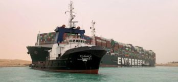 EVER GIVEN Successfully Refloated, Normal Transits Of Suez Canal Resume