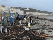 Eyesea Ocean Pollution Mapping Platform Deployed In First Coastal Clean-Up Of Rubbish And Debris
