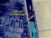 MV Ever Given Suez Grounding