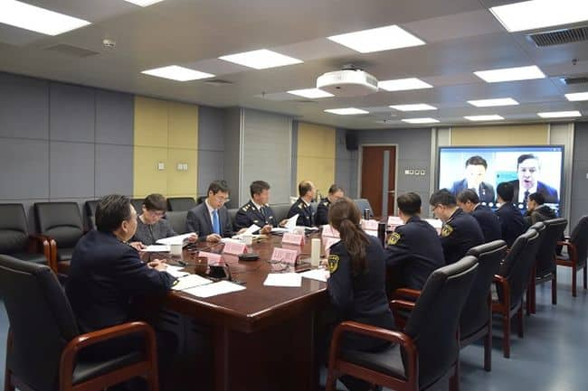 ICS and China Maritime Safety Administration in talks to collaborate on GHG and COVID-19 challenges