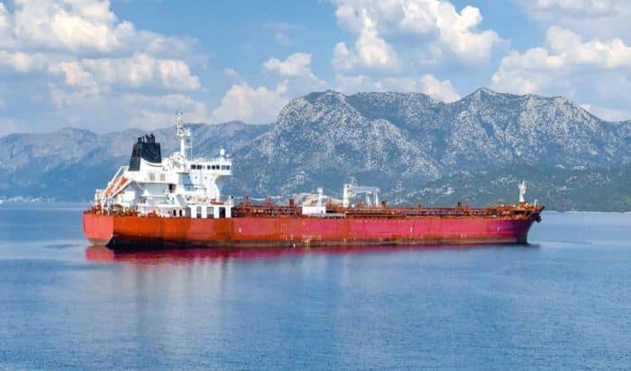 IMO Emissions shipping representation