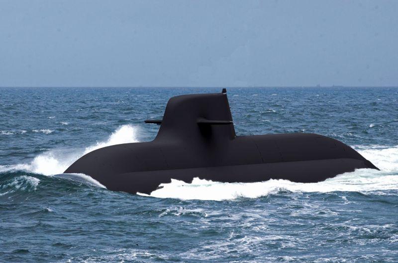 Italian Navy Submarine