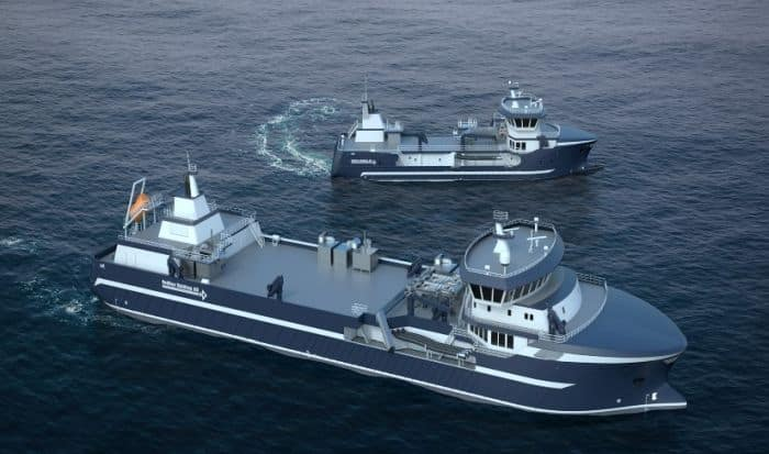 MAN ES Engines To Power World's Largest Live-Fish Carrier