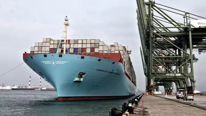 Maersk Mc-Kinney Miller - nh3-bunkering-collaboration