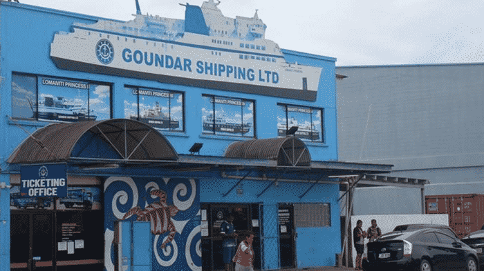 New Zealand transport workers' unions are calling on their government to put Fiji on notice Goundar shipping