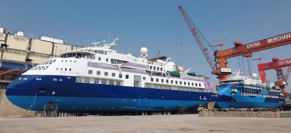 Ocean Victory - Albatros Expeditions Vessel To Deliver The Lowest GHG Emissions Per Passenger In Industry