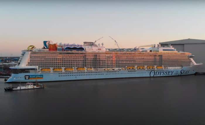 Odyssey Of The Seas - Royal Caribbean