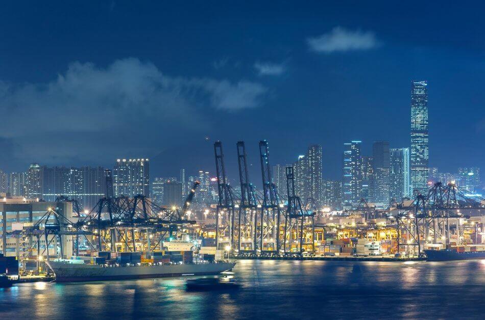 Port of Liege