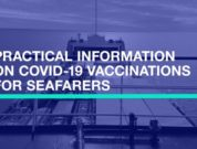 Practical Info on COVID-19 vaccinations for seafarers